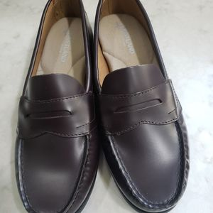 NEW NO BOX Women's size 8.5W Eastland Penny Loafer